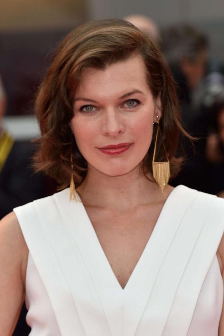 Milla Jovovich: Cymbeline Premiere at 71st Venice Film Festival -11
