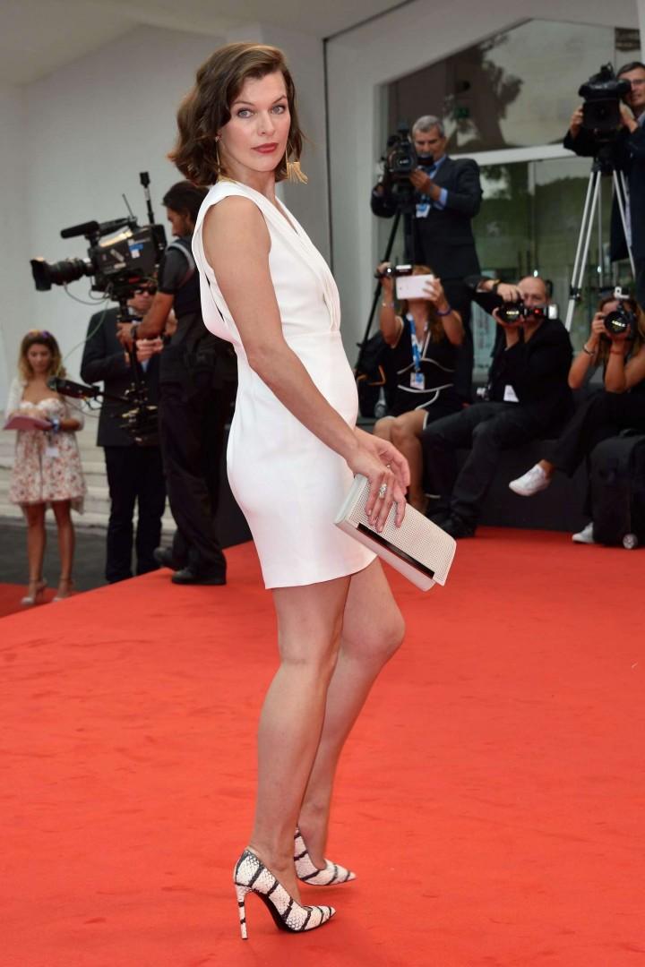 Milla Jovovich: Cymbeline Premiere at 71st Venice Film Festival -15
