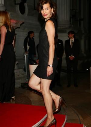 Milla Jovovich - Jaeger-LeCoultre Gala Dinner at 71st Venice Film Festival in Venice