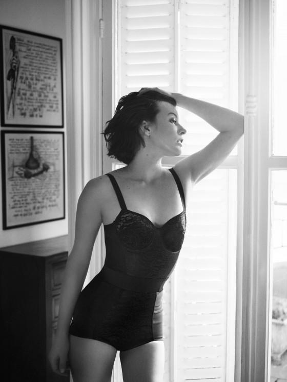 Milla Jovovich: The Edit Magazine -05
