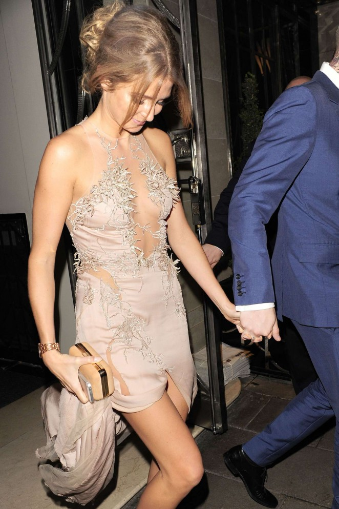 Millie Mackintosh: 2014 Harpers Bazaar Women of the Year Awards 2014 -09