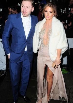 Millie Mackintosh: 2014 Harpers Bazaar Women of the Year Awards 2014 -15