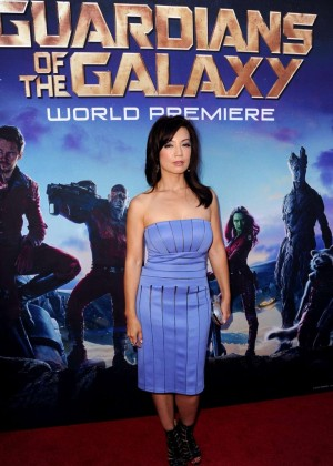 Ming-Na Wen - Premiere Of Marvel's 'Guardians Of The Galaxy' in Hollywood