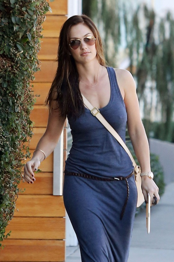 Minka Kelly – Candids in Los Angeles-03