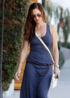Minka Kelly - Candids in Los Angeles-08