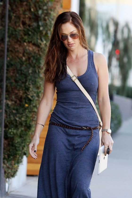 Minka Kelly – Candids in Los Angeles-08