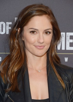 Minka Kelly: Of Mice and Men Broadway Opening Night -05