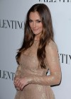 Minka Kelly hot at Valentino Rodeo Drive Flagship Opening