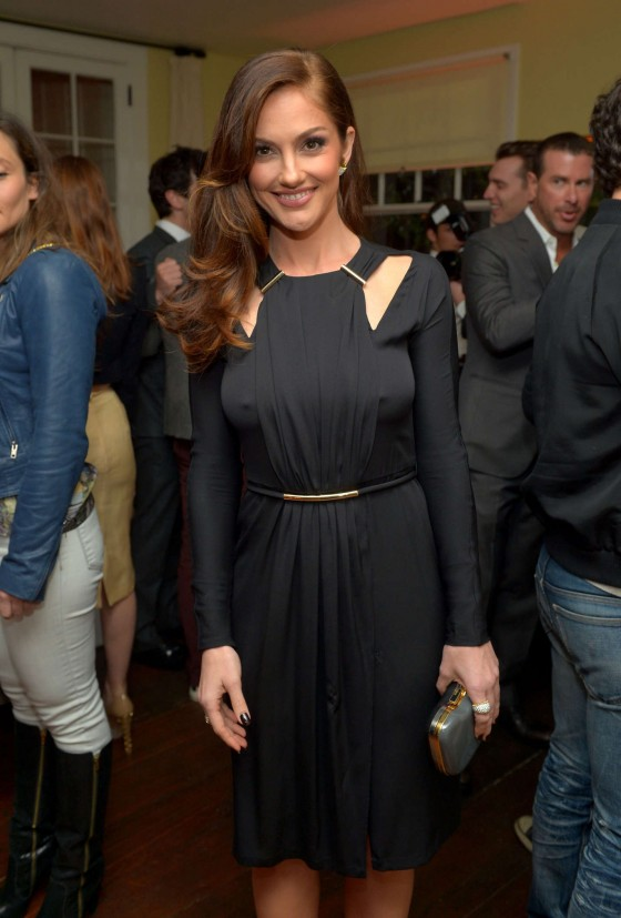 Minka Kelly 2013 : Minka Kelly – Vanity Fair and Juicy Couture 2013 Vanities Calendar event-07