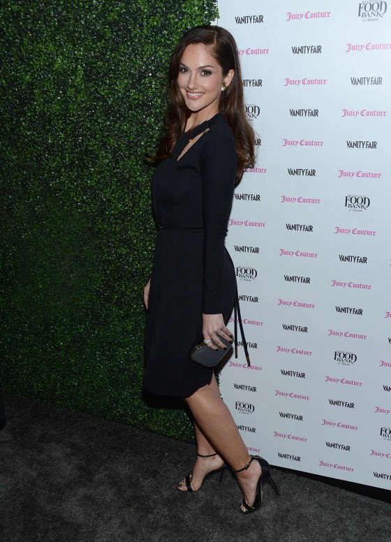 Minka Kelly 2013 : Minka Kelly – Vanity Fair and Juicy Couture 2013 Vanities Calendar event-10