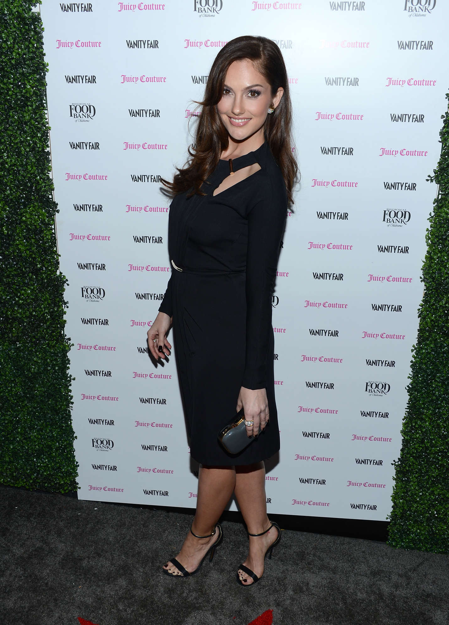 Minka Kelly – Vanity Fair and Juicy Couture 2013 Vanities Calendar event-15