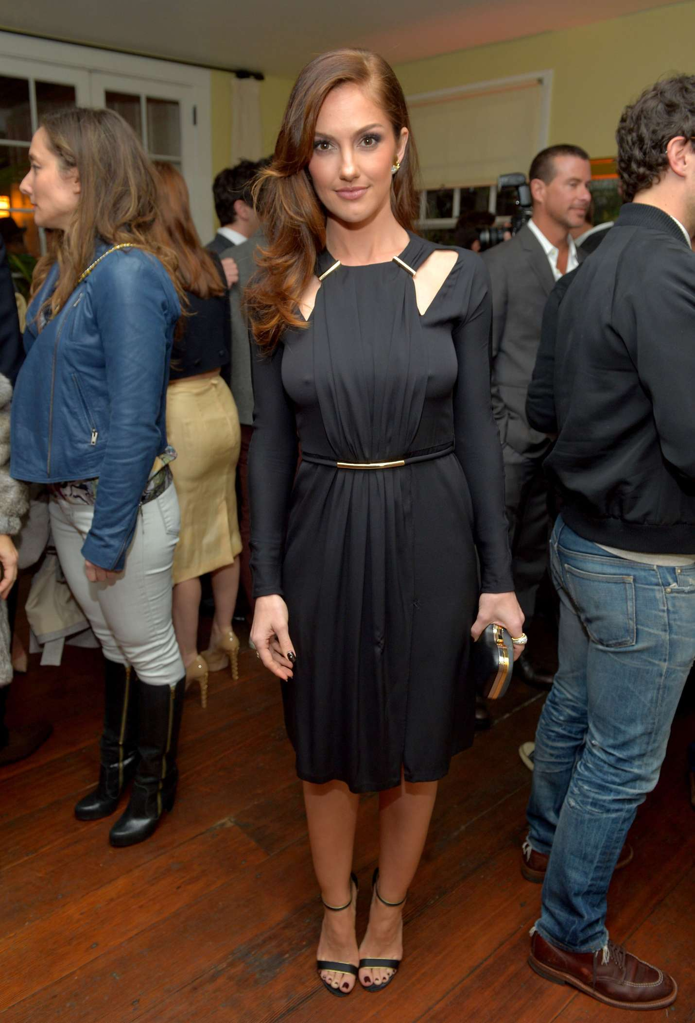 Minka Kelly 2013 : Minka Kelly – Vanity Fair and Juicy Couture 2013 Vanities Calendar event-16