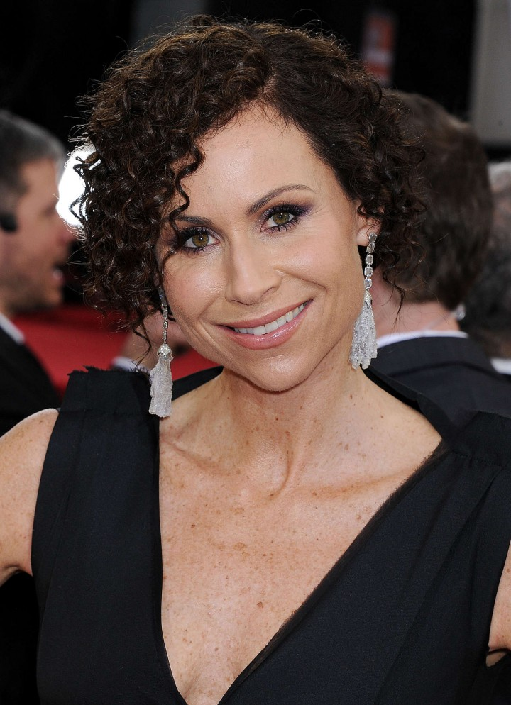 Minnie Driver – 71st Annual Golden Globe Awards in Beverly Hills