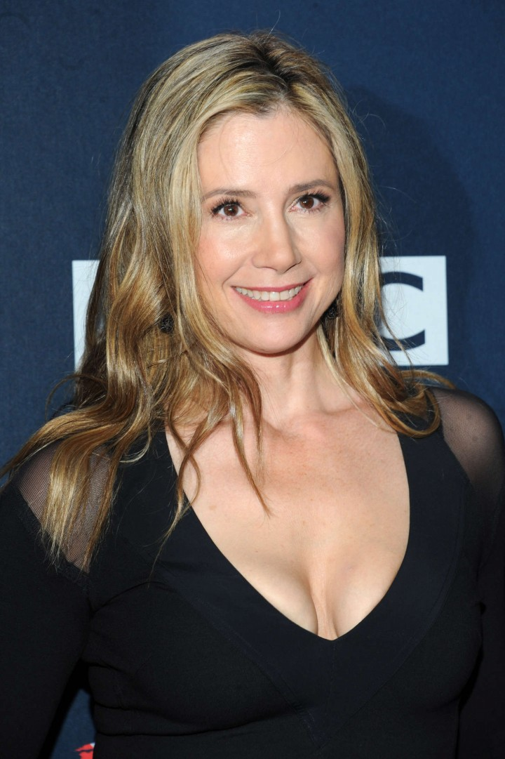"Mira Sorvino - ""Doctor Who"" Premiere in NYC"