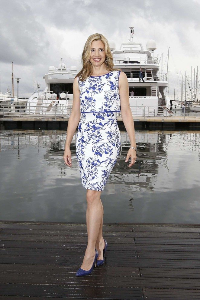 Mira Sorvino - 'Intruders' Photocall in Cannes, France