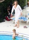 Mira Sorvino - wearing a Bikini -04