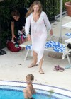 Mira Sorvino - wearing a Bikini -14