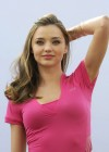 Miranda Kerr - 2012 3D Reebok Satisfaction Photocall - Munich-17