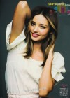 Miranda Kerr and Maikawa Aiku - Cancam Japan Magazine (Oct 2012)