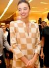 Miranda Kerr at Louis Vuitton Boutique Opening -03