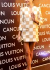 Miranda Kerr at Louis Vuitton Boutique Opening -05