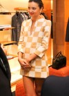 Miranda Kerr at Louis Vuitton Boutique Opening -07