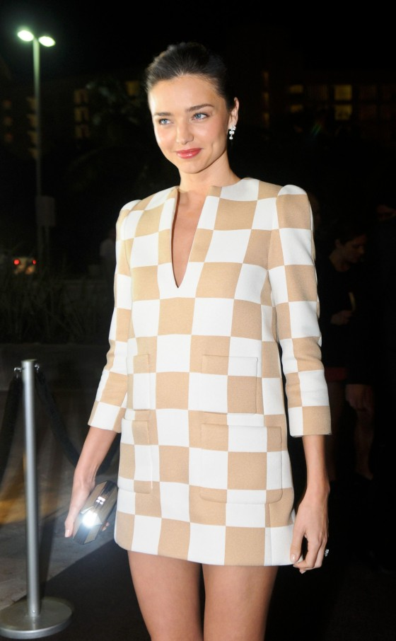 Miranda Kerr at Louis Vuitton Boutique Opening -08
