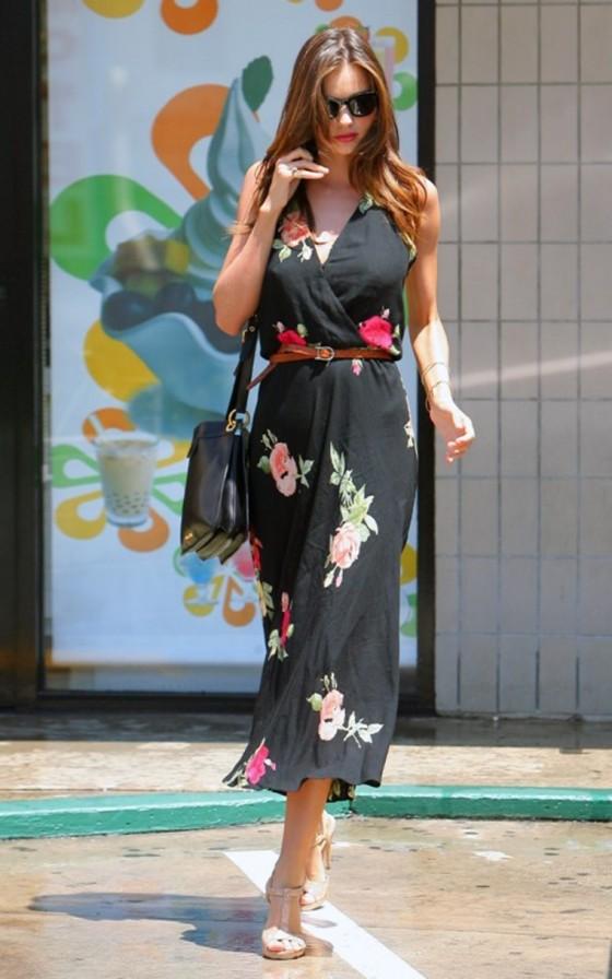 Miranda Kerr – Beverly Hills Candids