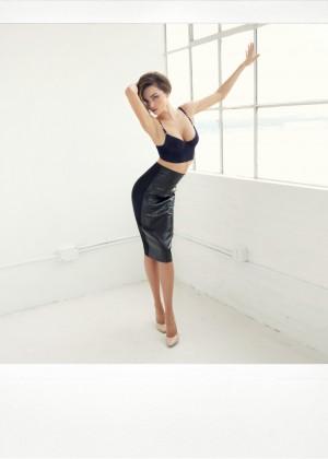 Miranda Kerr: Chris Colls Photoshoot -07