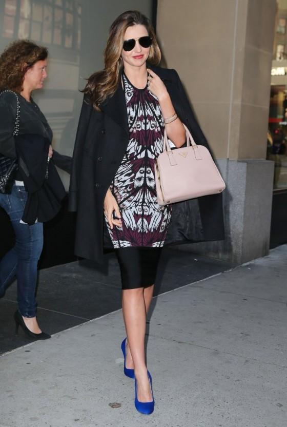 Miranda Kerr: Cosmopolitan Magazine Meeting -01