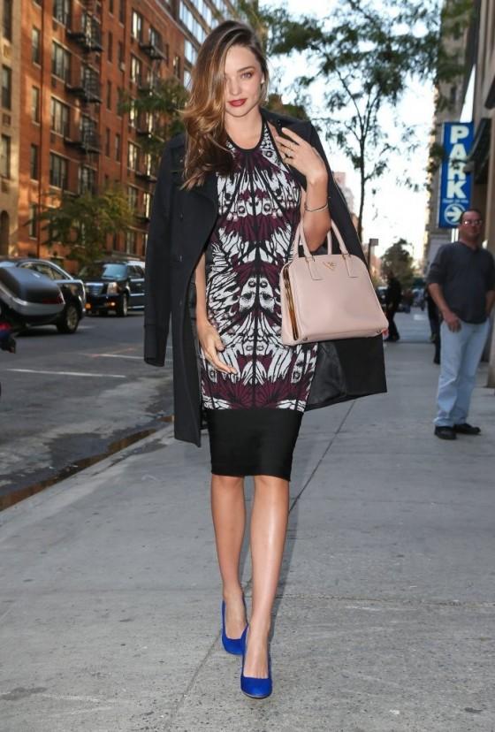 Miranda Kerr: Cosmopolitan Magazine Meeting -06