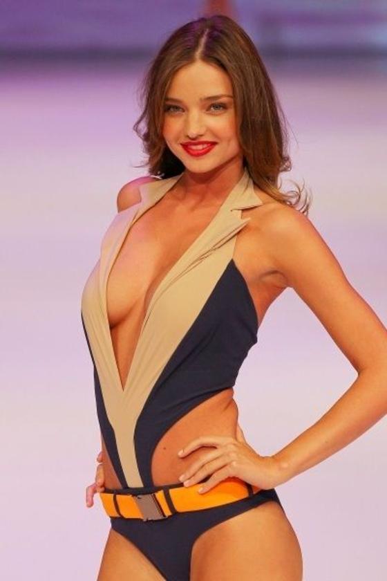 Miranda Kerr Hot At David Jones Spring Summer 2011 Fashion