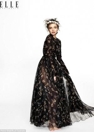 Miranda Kerr - Elle Australia Magazine (November 2014)