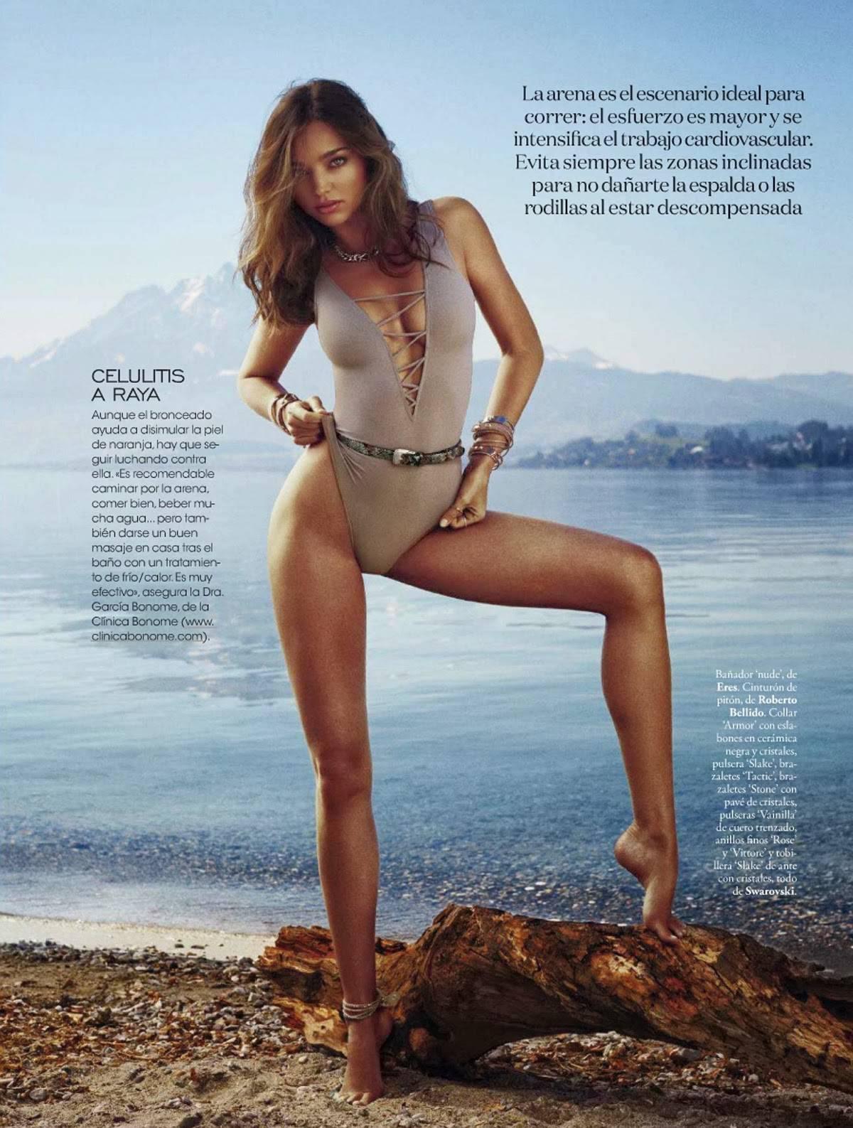 Miranda Kerr 2014 : Miranda Kerr: Elle Spain 2014 -09