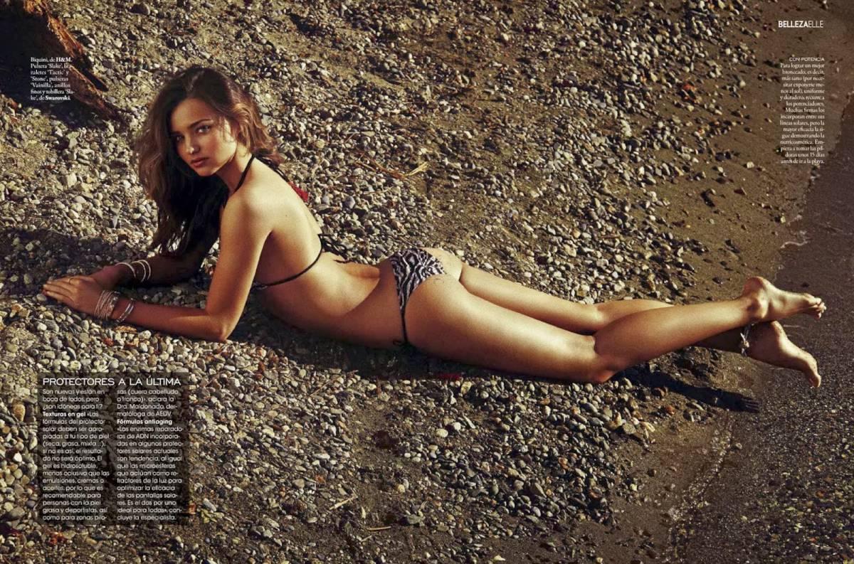 Miranda Kerr 2014 : Miranda Kerr: Elle Spain 2014 -17