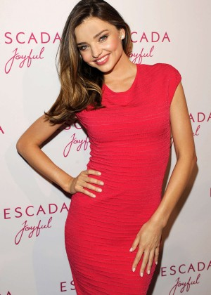 Miranda Kerr - Escada Joyful Roadshow at Escada Flagship Store in Munich
