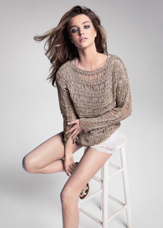 Miranda Kerr – MANGO Summer 2013 Catalogue -03