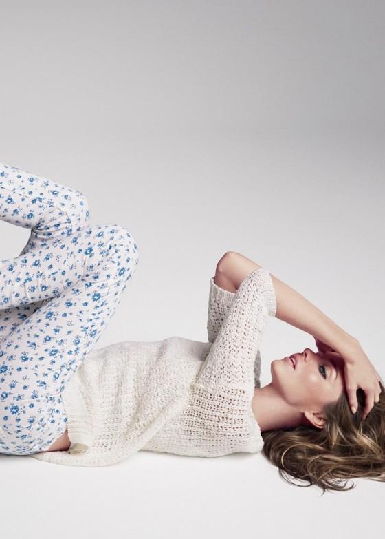 Miranda Kerr – MANGO Summer 2013 Catalogue -04