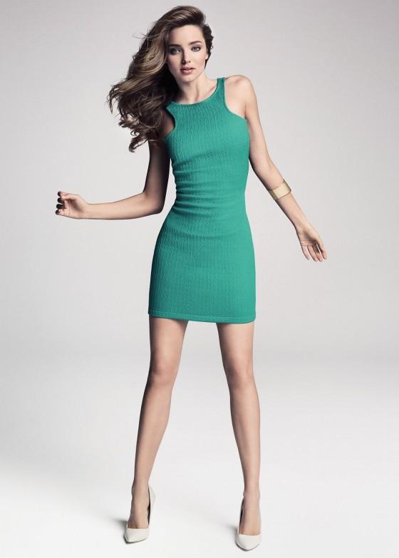 Miranda Kerr – MANGO Summer 2013 Catalogue -05