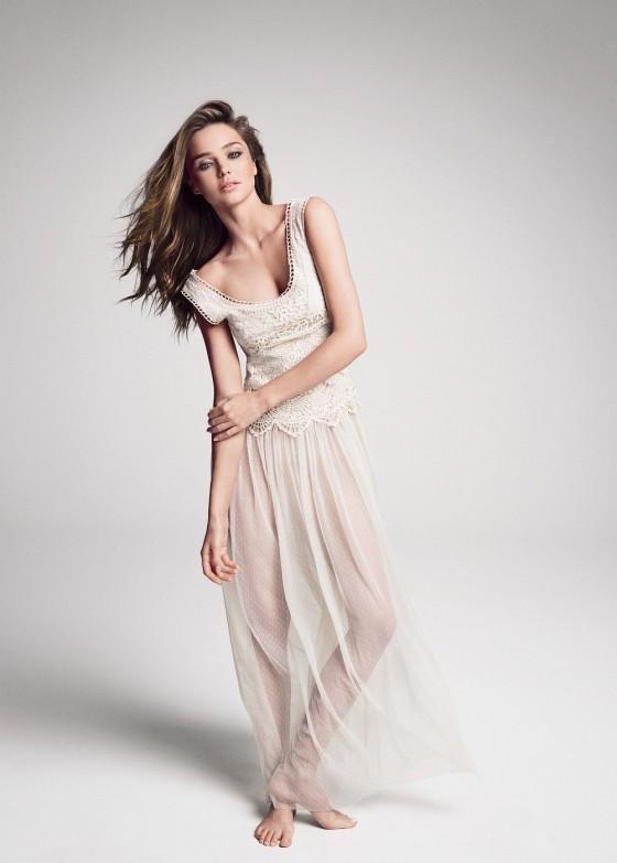 Miranda Kerr – MANGO Summer 2013 Catalogue -09