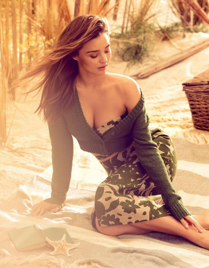 Miranda Kerr – Harper's Bazaar UK Magazine – June 2014