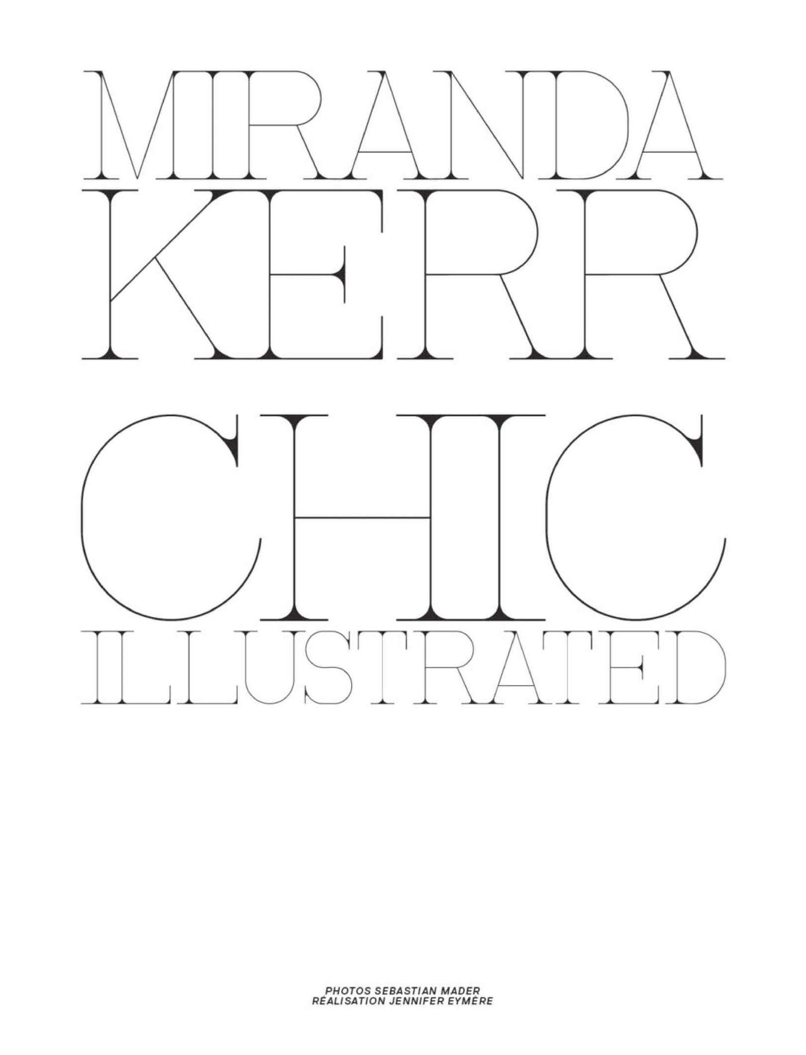 Miranda Kerr 2013 : Miranda Kerr Jalouse Magazine -01