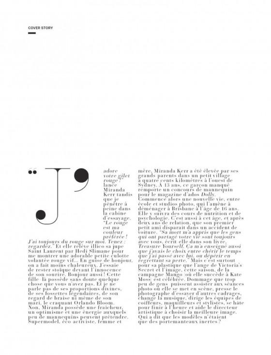 Miranda Kerr 2013 : Miranda Kerr Jalouse Magazine -07