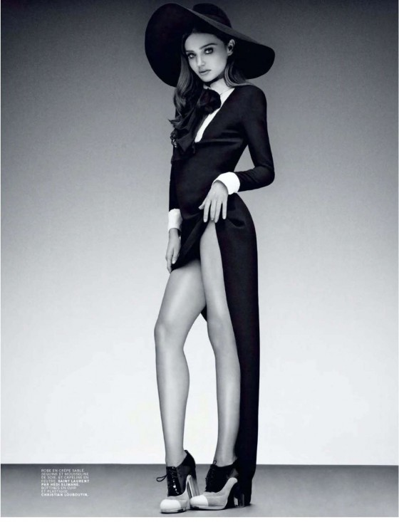 Miranda Kerr: Jalouse Magazine (Feb 2013)