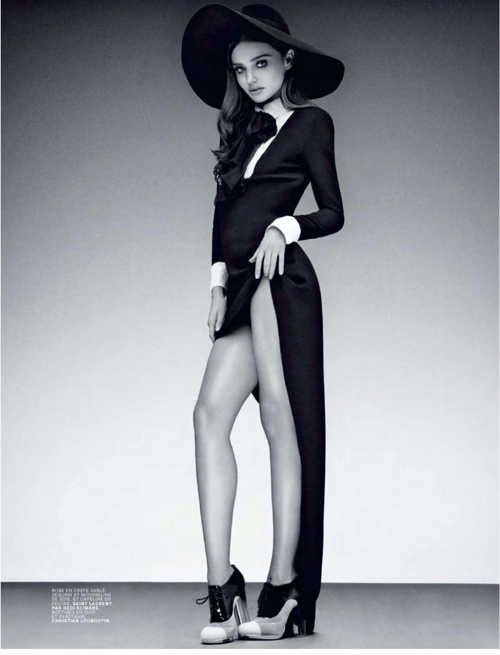 Miranda Kerr: Jalouse Magazine (Feb 2013)