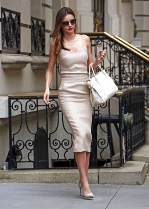 Miranda Kerr out in New York -08