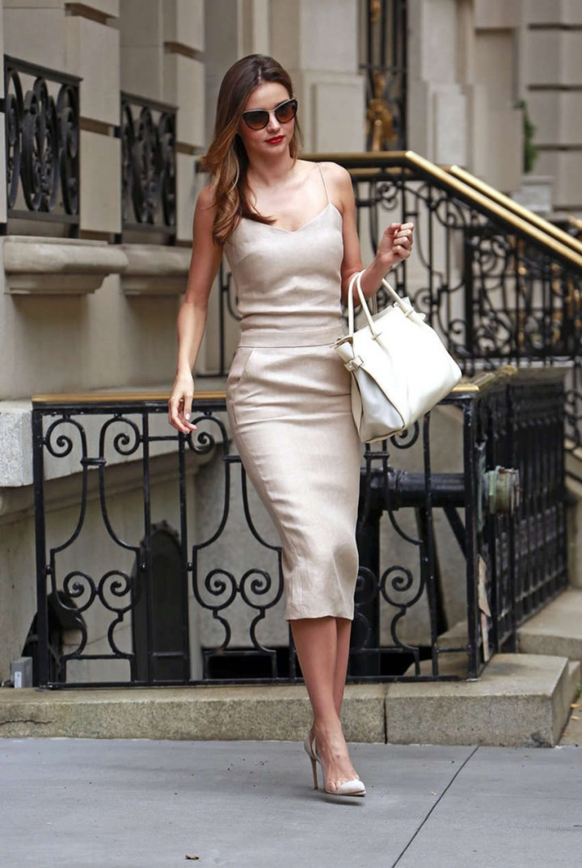 Miranda Kerr Leaves Her Apartment In New York