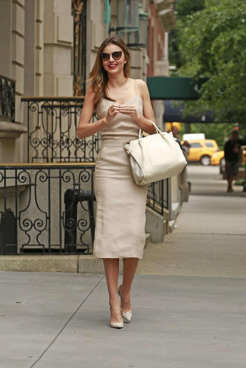 Miranda Kerr Out In New York 15