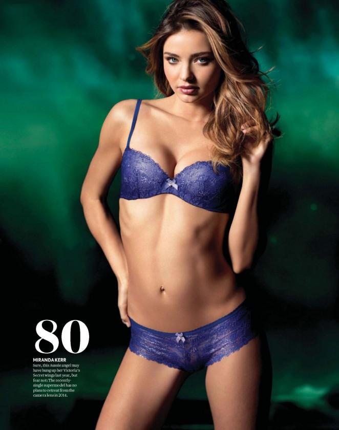 Miranda Kerr - Maxim India (November 2014)