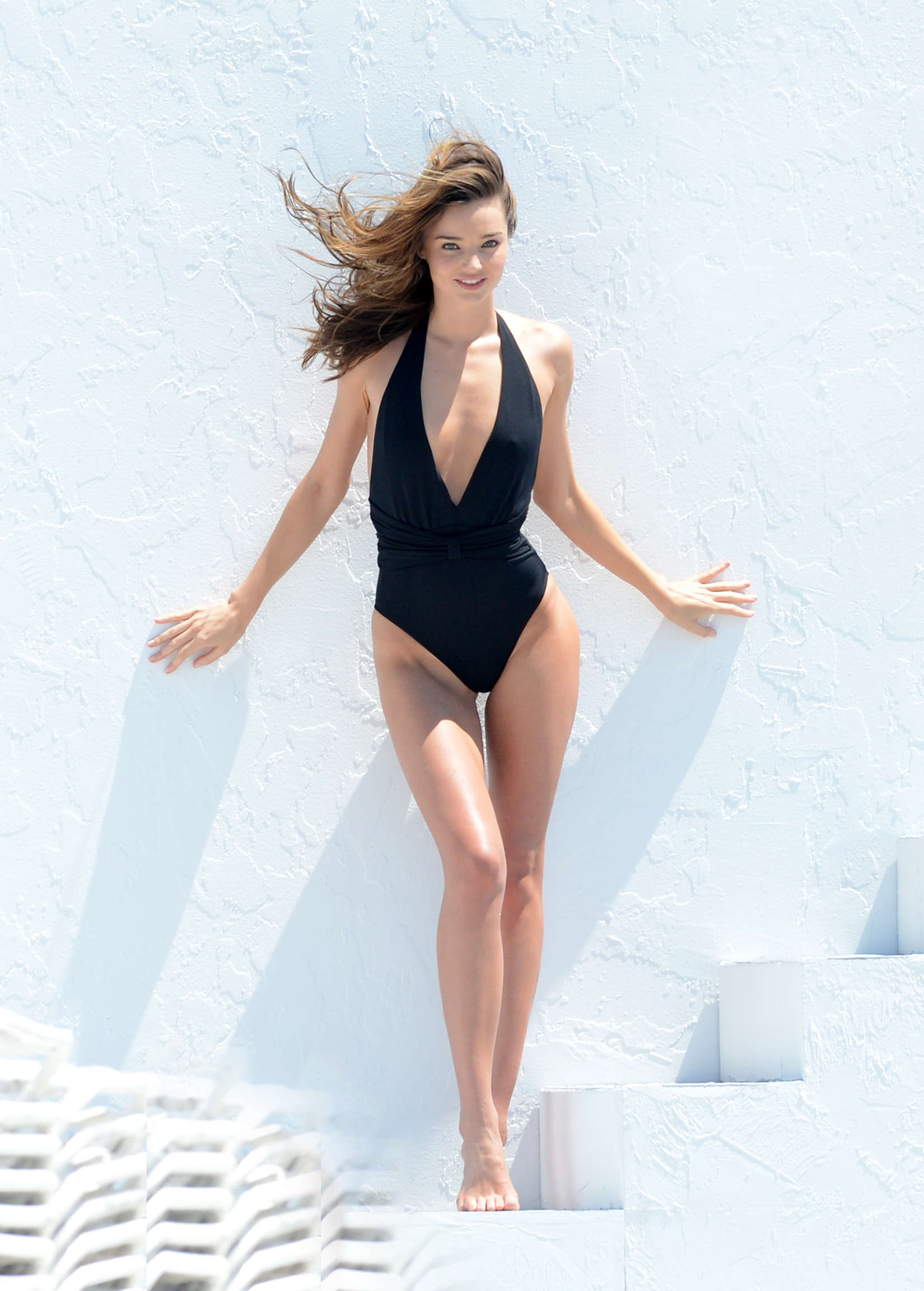Miranda Kerr 2013 : Miranda Kerr – on a bikini photoshoot in Miami -11